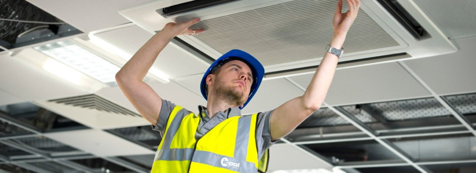 commercial air conditioner installation
