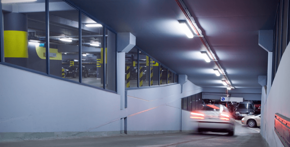 car park lighting solutions melbounre