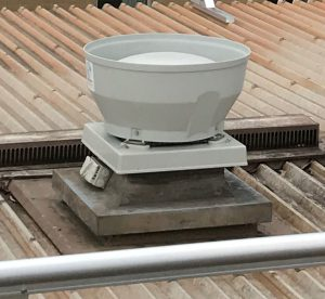 INSTALLATION OF FANTECH RAIPD ON RESIDENTIAL ROOFING
