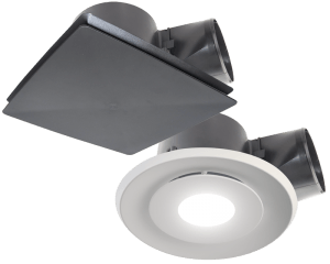 Reliable electrician in Melbourne installing exhaust fans that last