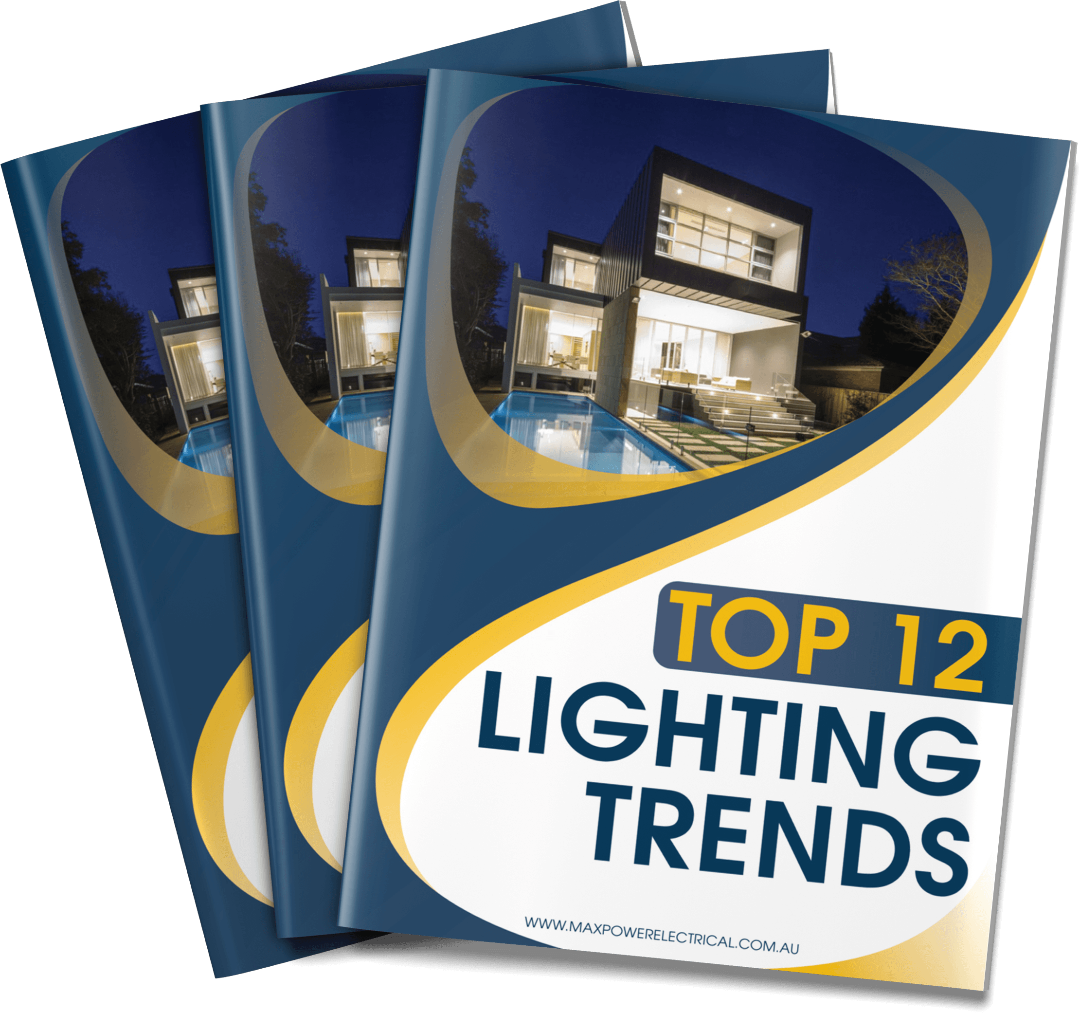 Top 12 Lighting Trends